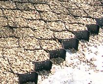 Gravel Retention