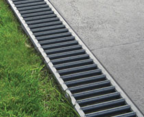 Linear drainage