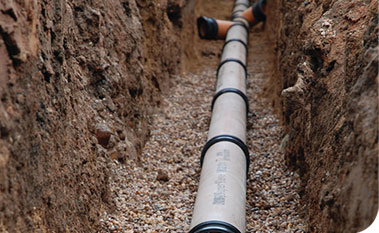 Clay Drainage Pipe | Clay Drainage | Civils & Lintels
