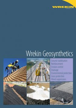 WREKIN Geosynthetics Brochure