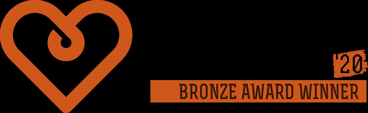 Bronze winner 2020